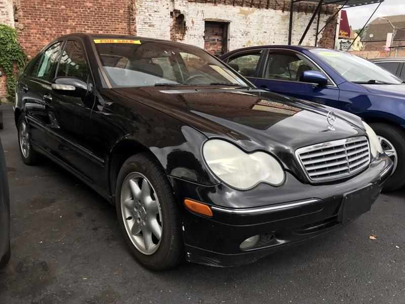 2004 Mercedes Benz C Class For Sale At Brick City Affordable Cars In Newark