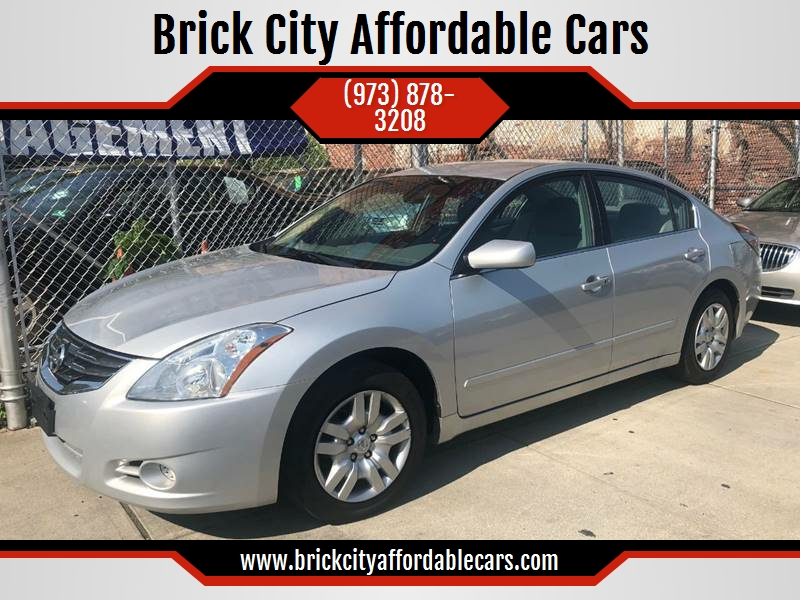 2010 Nissan Altima For Sale At Brick City Affordable Cars In Newark NJ