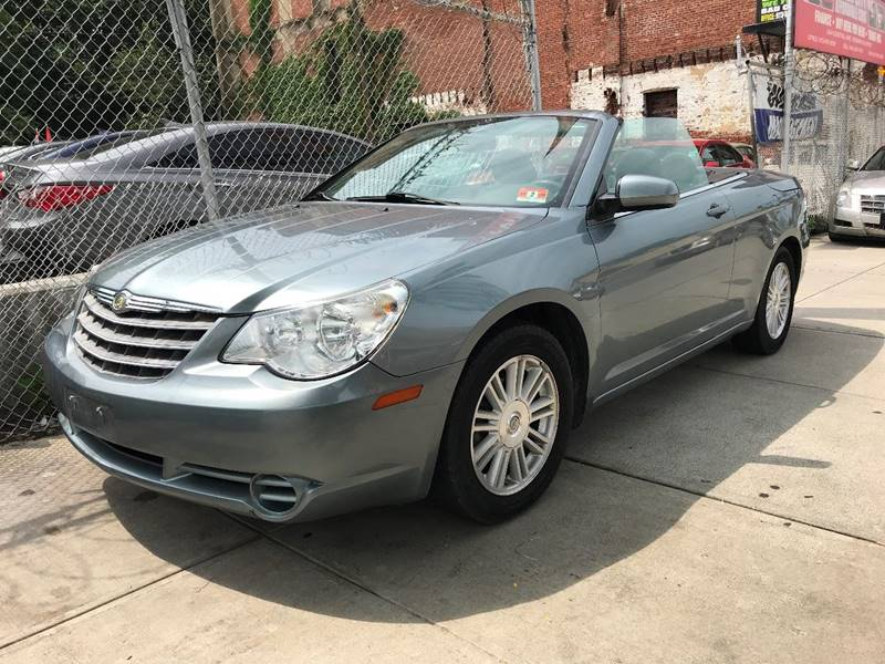 09 chrysler sebring convertible