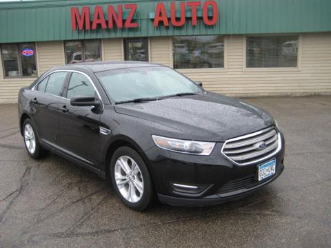 2016 ford taurus for sale in minnesota. Black Bedroom Furniture Sets. Home Design Ideas