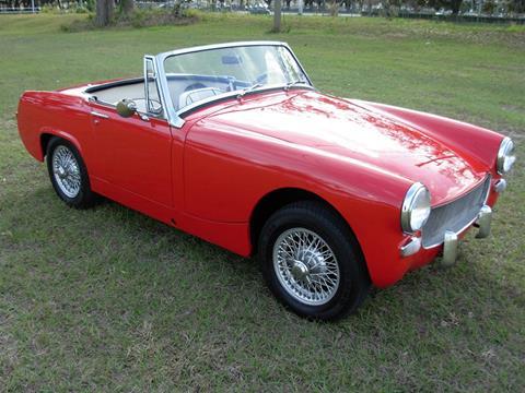 1966 MG Midget for sale in Palmetto, FL