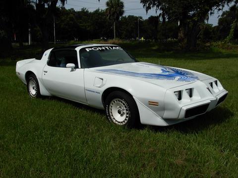 1981 Pontiac Firebird for sale in Palmetto, FL