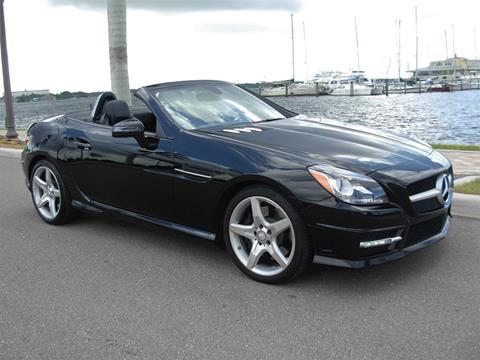 2012 Mercedes-Benz SLK for sale in Palmetto, FL