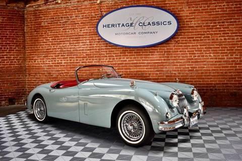 1958 Jaguar XK for sale in West Hollywood, CA