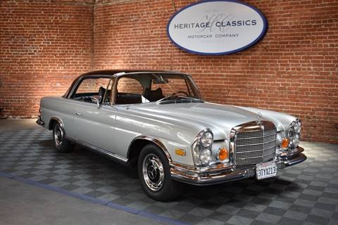 Mercedes Benz Beverly Hills >> 1971 Mercedes Benz 280 Class For Sale In West Hollywood Ca