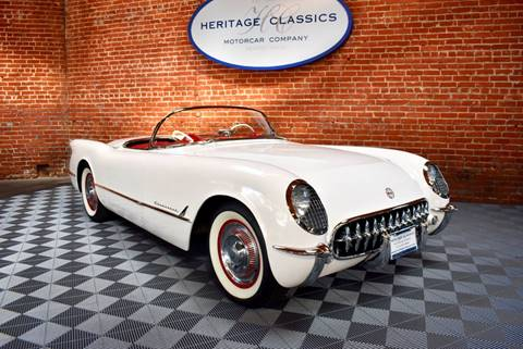 1954 Chevrolet Corvette for sale in West Hollywood, CA
