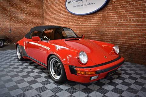 1989 Porsche 911 for sale in West Hollywood, CA