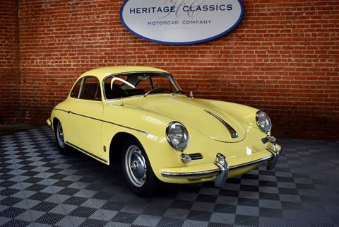1960 Porsche 356 for sale in West Hollywood, CA