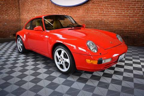 1995 Porsche 911 Carrera for sale in West Hollywood, CA