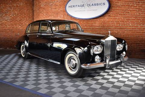 1965 Rolls-Royce Silver Cloud 3 for sale in West Hollywood, CA