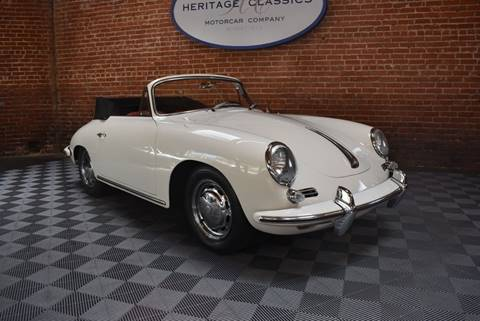 1964 Porsche 356 for sale in West Hollywood, CA