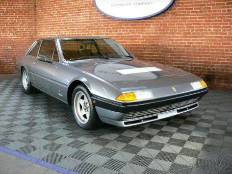 1981 Ferrari 400i A for sale at Heritage Classics in West Hollywood CA