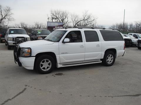 2006 GMC Yukon XL for sale in Hawley, TX