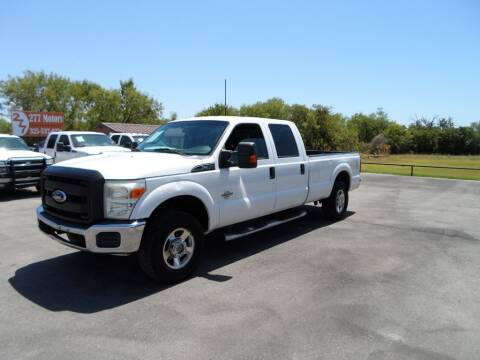 2011 Ford F-250 Super Duty for sale at 277 Motors in Hawley TX