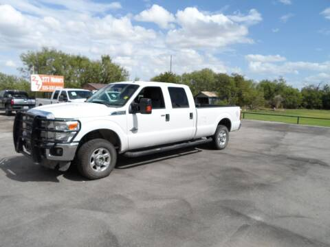 2014 Ford F-250 Super Duty for sale at 277 Motors in Hawley TX