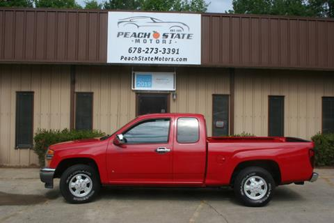 2008 GMC Canyon for sale in Woodstock, GA