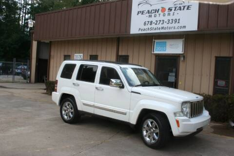 2010 Jeep Liberty for sale in Woodstock, GA