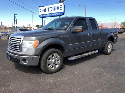 2010 Ford F-150 for sale in El Paso, TX