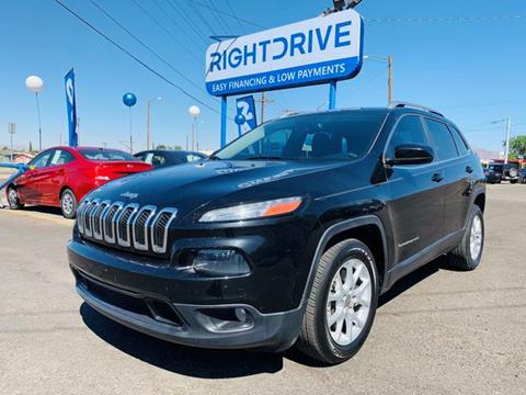2014 Jeep Cherokee for sale in El Paso, TX