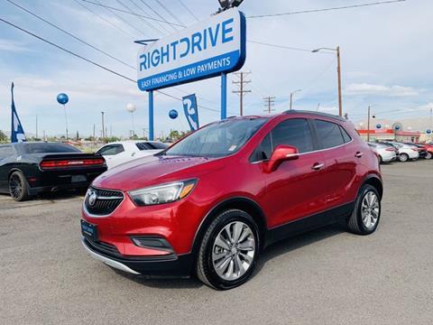 2017 Buick Encore for sale in El Paso, TX
