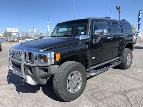 2008 HUMMER H3 for sale in El Paso, TX