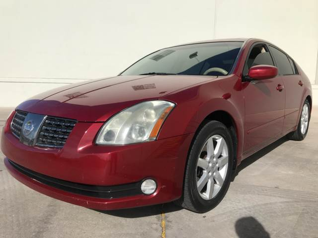 2005 Nissan Maxima For Sale At A TO Z AUTO FINANCING In Phoenix AZ