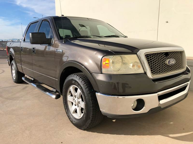 2006 Ford F 150 Lariat In Phoenix Az A To Z Auto Financing