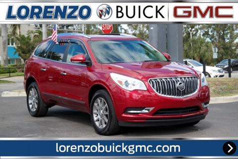 used crystal in tintcoat red convenience pennsylvania group enclave mitula cars buick suv