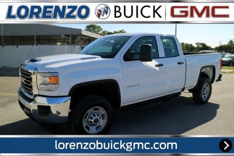 2017 GMC Sierra 2500HD for sale in Miami, FL