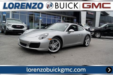 2018 Porsche 911 for sale in Miami, FL