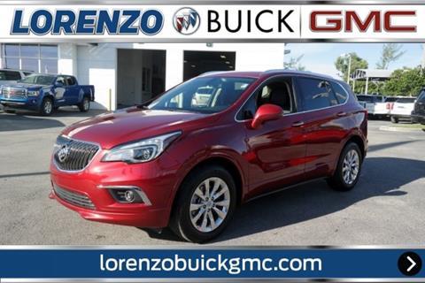 2018 Buick Envision for sale in Miami, FL