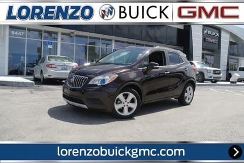 2016 Buick Encore for sale in Miami, FL