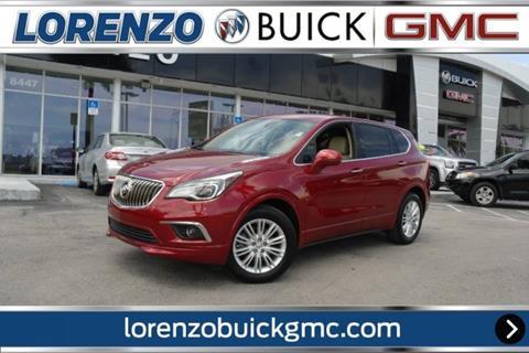 2017 Buick Envision for sale in Miami, FL