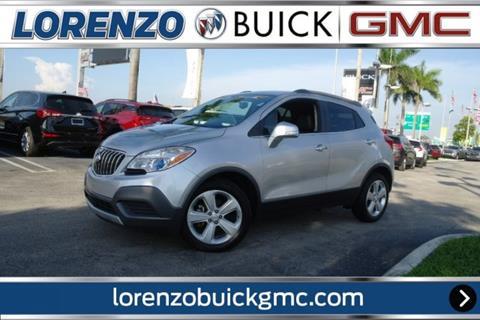 2015 Buick Encore for sale in Miami, FL