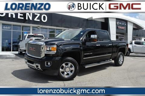 2017 GMC Sierra 3500HD for sale in Miami, FL
