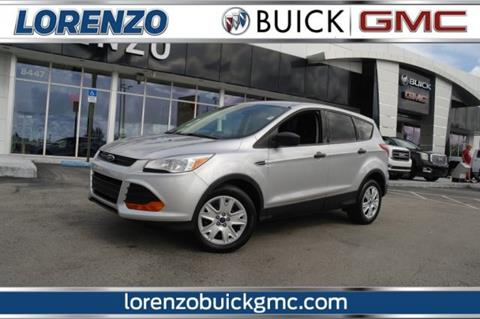 2016 Ford Escape for sale in Miami, FL