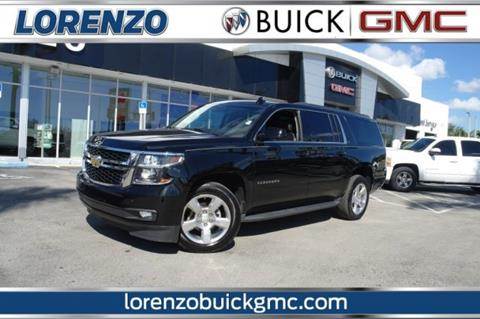 2016 Chevrolet Suburban for sale in Miami, FL