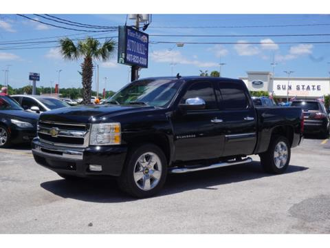 2011 Chevrolet Silverado 1500 for sale in Orlando, FL