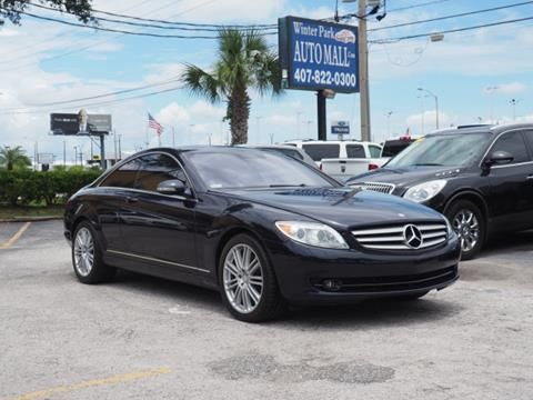 2008 Mercedes-Benz CL-Class for sale in Orlando, FL
