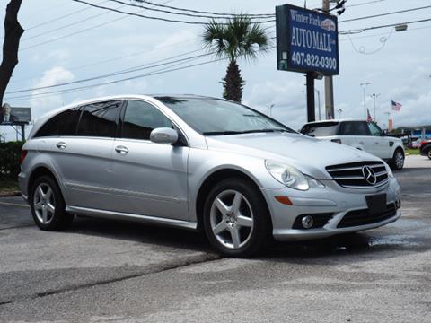 2010 Mercedes-Benz R-Class for sale in Orlando, FL