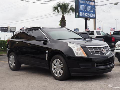 2010 Cadillac SRX for sale in Orlando, FL