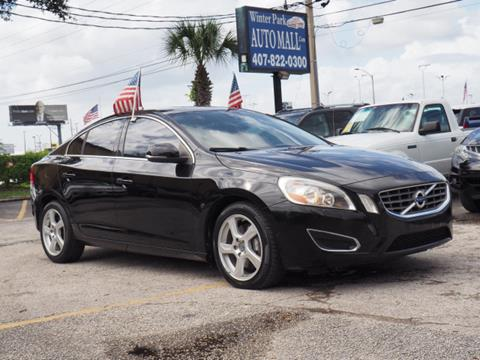 2013 Volvo S60 for sale in Orlando, FL