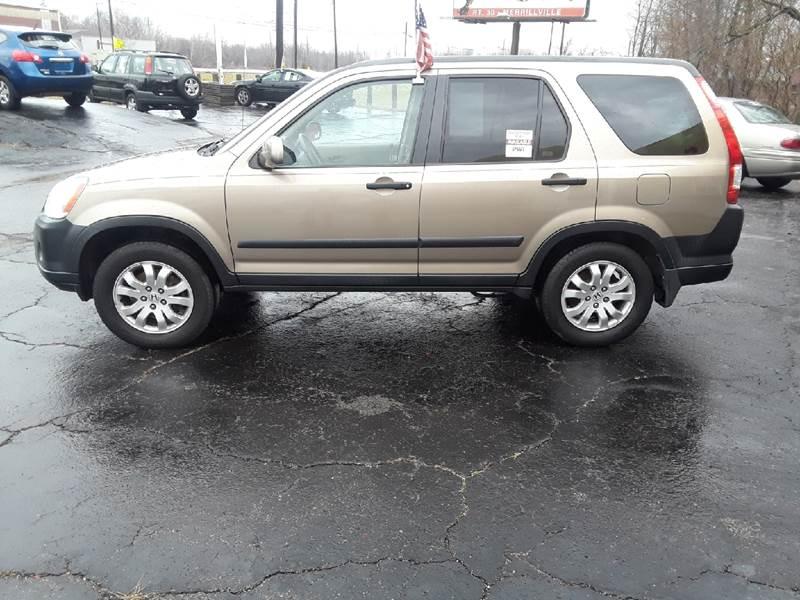 2005 Honda CR-V EX In Michigan City IN - Burton\'s Auto Sales