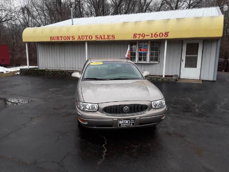 2001 Buick LeSabre Custom In Michigan City IN - Burton\'s Auto Sales