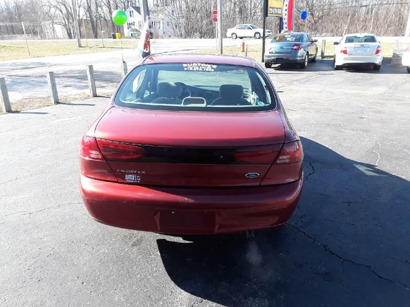 1999 Ford Escort LX In Michigan City IN - Burton\'s Auto Sales