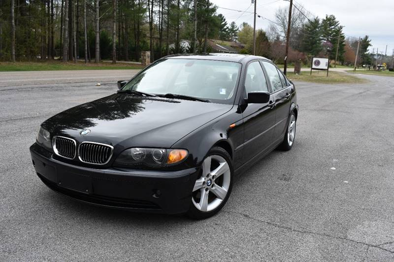 2004 Bmw 3 Series 325i In Knoxville Tn U S Auto Network Ii