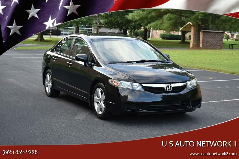 2010 Honda Civic For Sale At U S Auto Network II In Knoxville TN