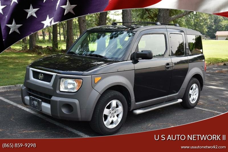 Marvelous 2004 Honda Element For Sale At U S Auto Network II In Knoxville TN