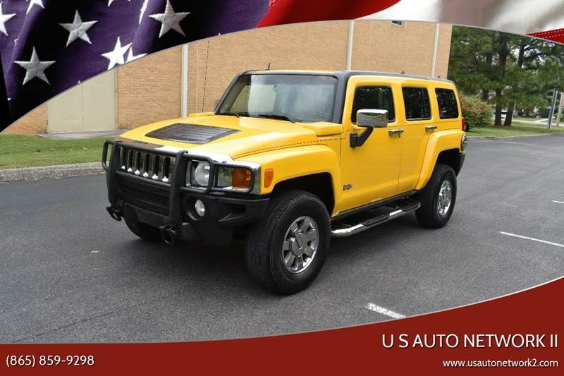 2006 HUMMER H3 for sale in Knoxville, TN