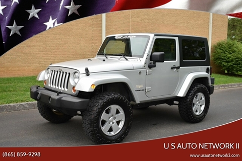2007 Jeep Wrangler for sale in Knoxville, TN